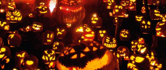 Enjoy Halloween Treats