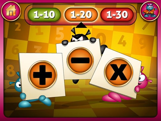 Math's Apps for Kids