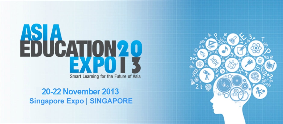 Regional Asia Education Expo in Singapore
