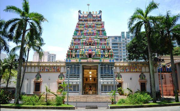 Sri Thendayuthapani Temple