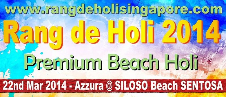 Holi Event