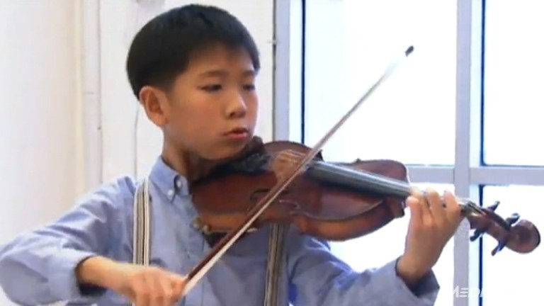 Singapore's Young Musical Prodigies