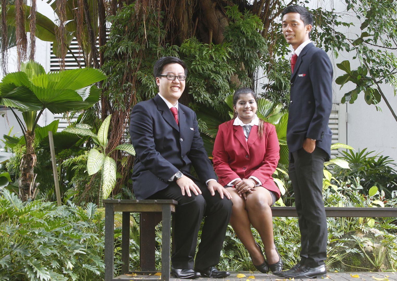 Singapore Honors Students