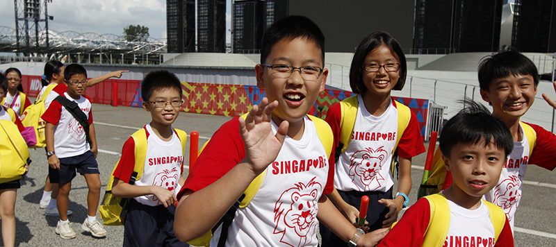 SG50 is about inspiring Singaporean youth