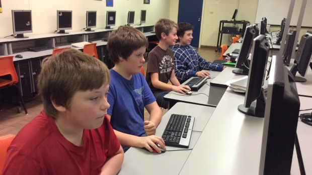 PROGRAMING CAMPS FOR KIDS AND TEENS