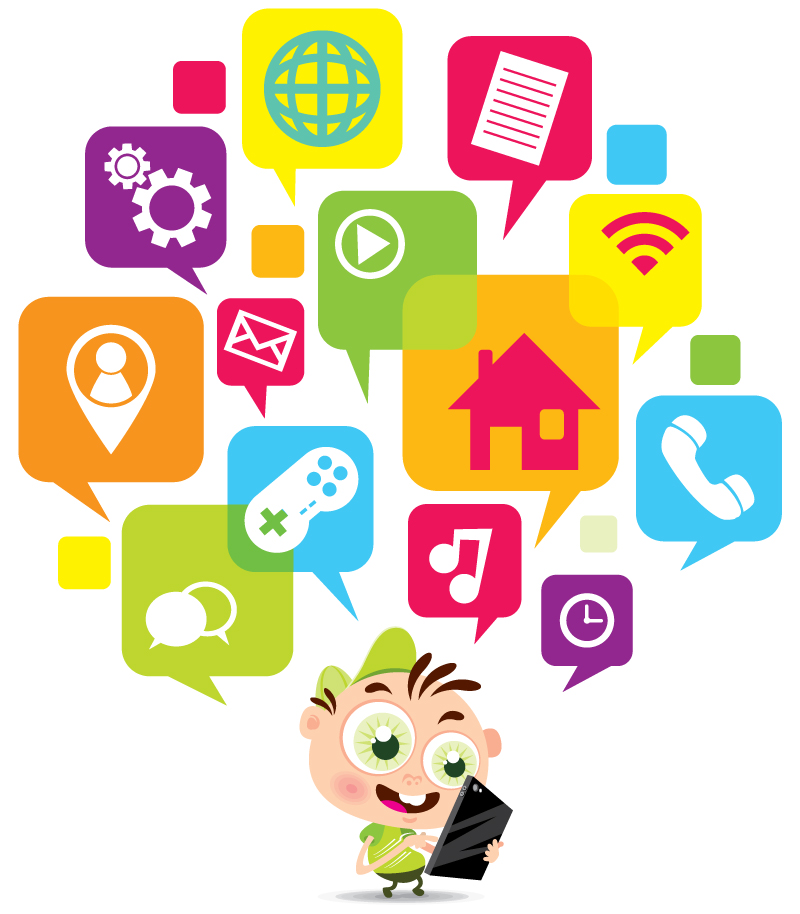 Raise Your Children Smartly In The Age Of Technology