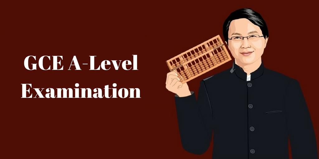 GCE A-Level Examination