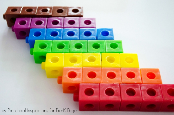 colored unifix cubes Learn By Doing! Hands On Learning at Singapore's Tuition Centres