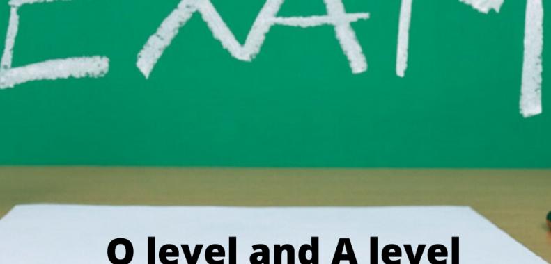 O-level-and-A-level