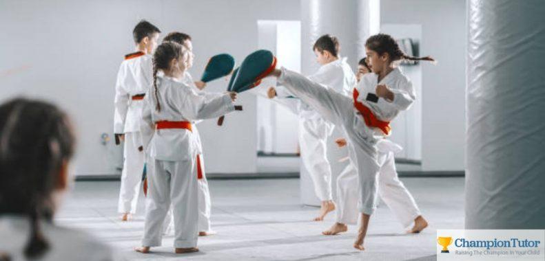 Martial art classes for kids
