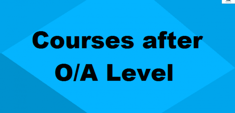 courses after o/A level
