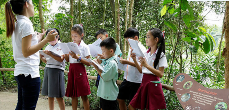 educational places in Singapore